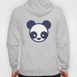 Panda Bear Logo Hoody