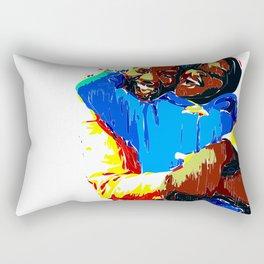 Afrika Love Rectangular Pillow