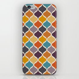 Moroccan Fall 2 iPhone Skin