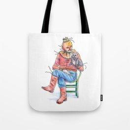 Toto of Oz Tote Bag