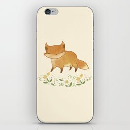 Organic Fox iPhone Skin