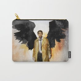 Castiel Dark Version Carry-All Pouch