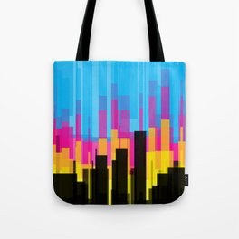 Skyline 10 Tote Bag