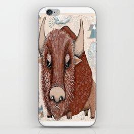 American Buffalo Bison Southwest Southwestern iPhone Skin