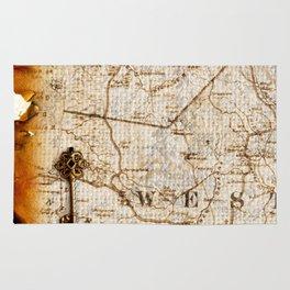 Fantasy Land: Map Rug
