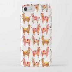 Alpacas iPhone 7 Slim Case