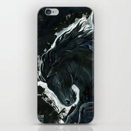 Dark Pegasus iPhone Skin