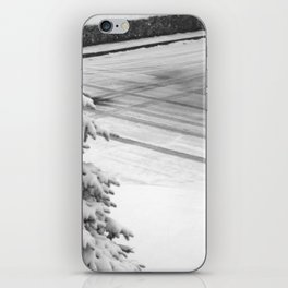 the road to clean living iPhone Skin
