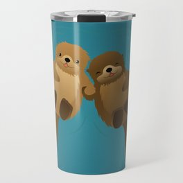 I Wanna Hold Your Hand Travel Mug
