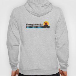 Narragansett - Rhode Island. Hoody
