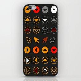 Symbology 1 iPhone Skin