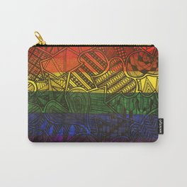 Organized Chaos - Pride Carry-All Pouch