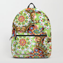 Carnival Mandala Backpack