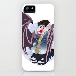 Vampire Girl iPhone Case