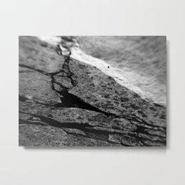 Splits Metal Print