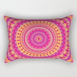 Mandala 414 Rectangular Pillow