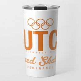 Dutch - Speed Skating Travel Mug