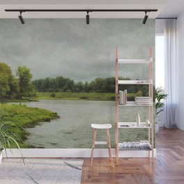 Sauvie Island Wall Mural