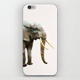 Elephant Transformation #society6 #decor #animalprint iPhone Skin