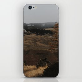 Lonely Birch iPhone Skin