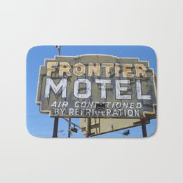 Frontier Motel Bath Mat