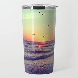Siesta Key Sunset Travel Mug