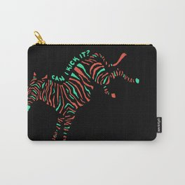 Can I Kick It? Carry-All Pouch