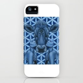 Unified Consciousness iPhone Case