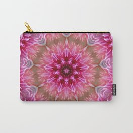 Shimmerflower Carry-All Pouch