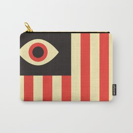 Stares and Stripes Carry-All Pouch