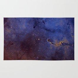 Elephant's Trunk Nebula Rug