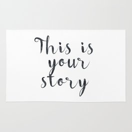 This is your story Rug
