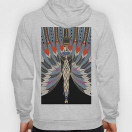 "Art Deco Egyptian Design ""The Nile"" Hoody"
