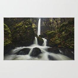 Elowah Falls, Horizontal Rug