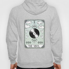 The Vinyl Hoody