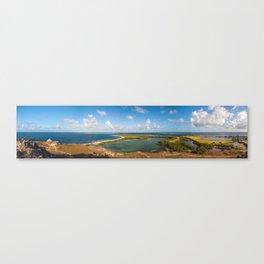 Gran roque Los Roques Nat. Park Venezuela Canvas Print