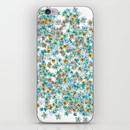 Little Flowers For You iPhone Skin