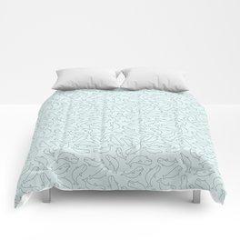 Belugas party Comforters