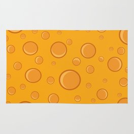 Cheese Rug