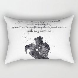 Harley Joker Rectangular Pillow