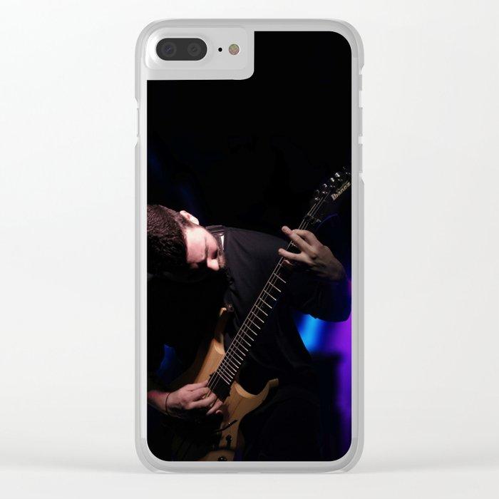Adam de Micco (Lorna Shore) Clear iPhone Case