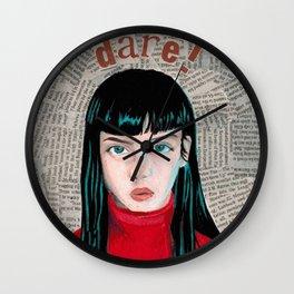 Truth or Dare Wall Clock