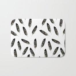 Feathers Bath Mat