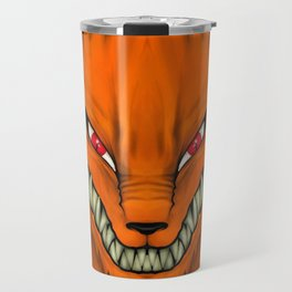 Kyubi Nine Tails Travel Mug