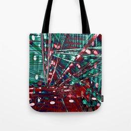 Urban Lines of Berlin Tote Bag