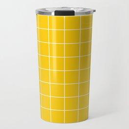 Sunshine Grid Travel Mug