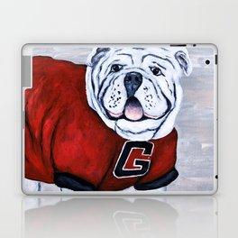 Georgia Bulldog Uga X College Mascot Laptop & iPad Skin