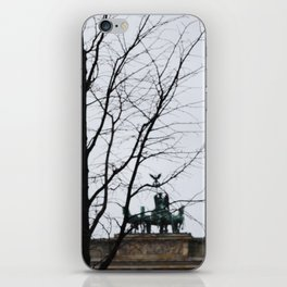 From Berlin with love iPhone Skin