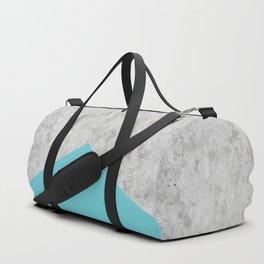 Concrete Arrow Light Blue #206 Duffle Bag
