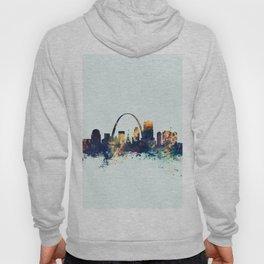 St Louis Missouri Skyline Hoody